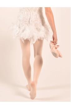 Dansez Vous E100, baletní punčocháče s celým chodidlem