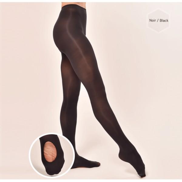 Dansez Vous E101, konvertibilní baletní punčocháče