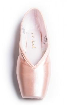 Sansha FR Duval-regular, baletní špice s plastovou stélkou