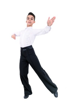 Chlapecké kalhoty standard Pro