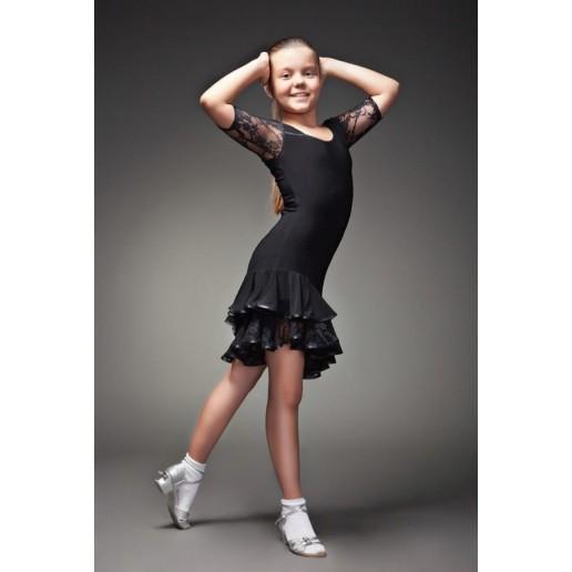 Dětské šaty na latino 216