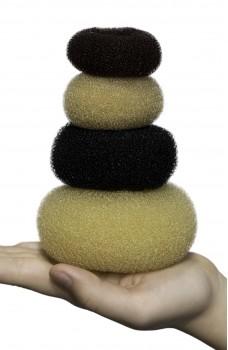 Dansez Vous hair donut, držák drdolu M