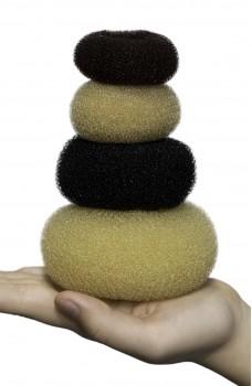 Dansez Vous hair donut, držák drdolu XL