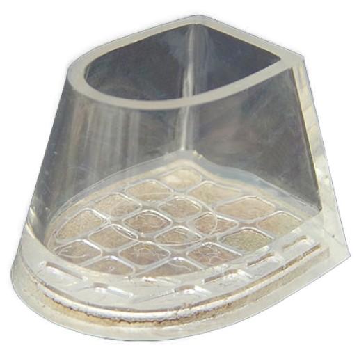 HPR 36 Leather, ochrana podpatků, kůže