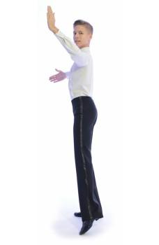 Pánské společenské kalhoty standard Basic