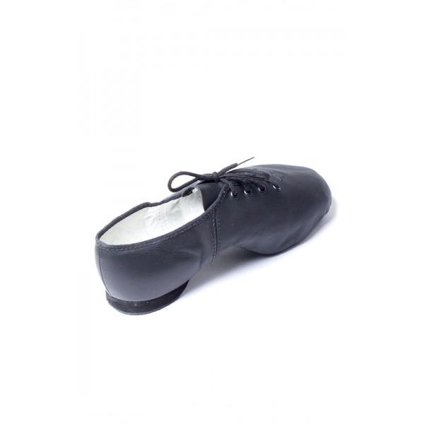 Bloch jazzová obuv, dělená semiš podrážka