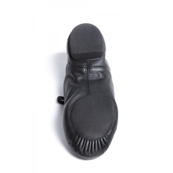Capezio Split Sole Jazz Rubber, dětská jazzová obuv