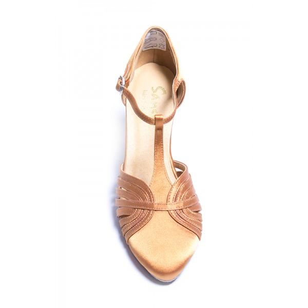 Sansha Luisa BR30013S, boty na společenský tanec