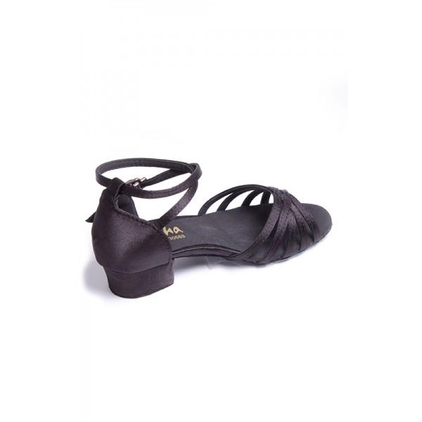 Sansha Marina BK10056S, boty na společenský tanec