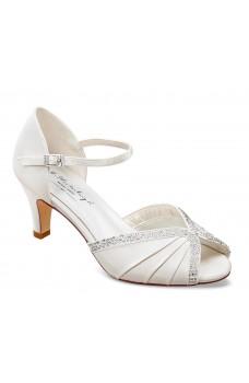 Naomi, svatební boty