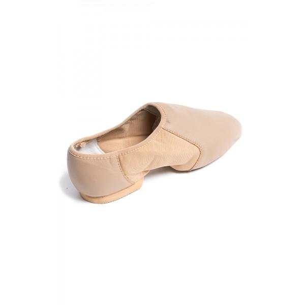 Bloch neo-flex slip on, jazzová obuv pro děti