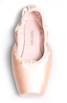 Capezio Phoenix pointe, baletní špice