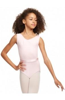 Capezio Princess Perfect, dětský dres s mašličkou