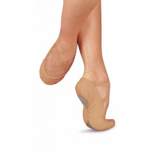 Sansha Pro, plátěné baletní cvičky