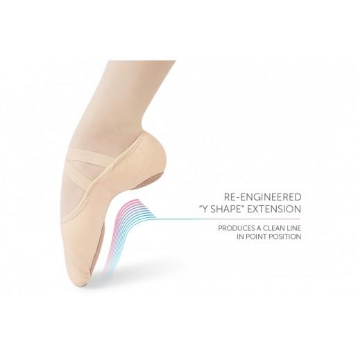 Intrinsic Profile 2.0, dámské elastické cvičky na ploché nohy