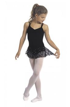 Sansha Jodie Y1703C, dětský dres se sukénkou