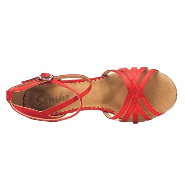 Sansha Alaia, boty na společenský tanec