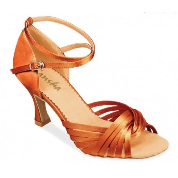 Sansha Ashley, obuv na společenský tanec