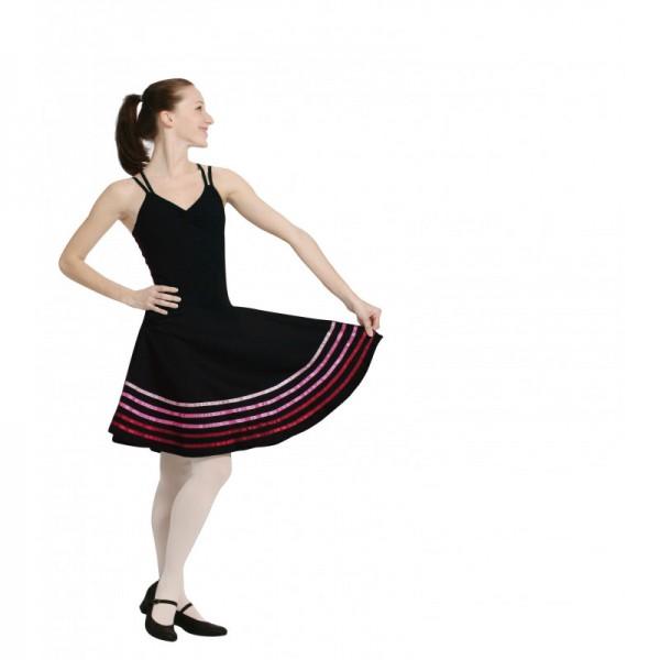 Sansha Constanza L0804P, charakterová sukně