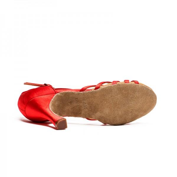 Sansha Dolores, boty na latinskoamerický tanec