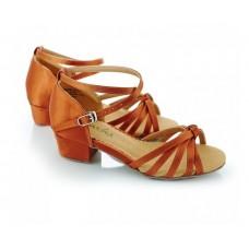 Sansha Gracia BK13026S, boty na společenský tanec