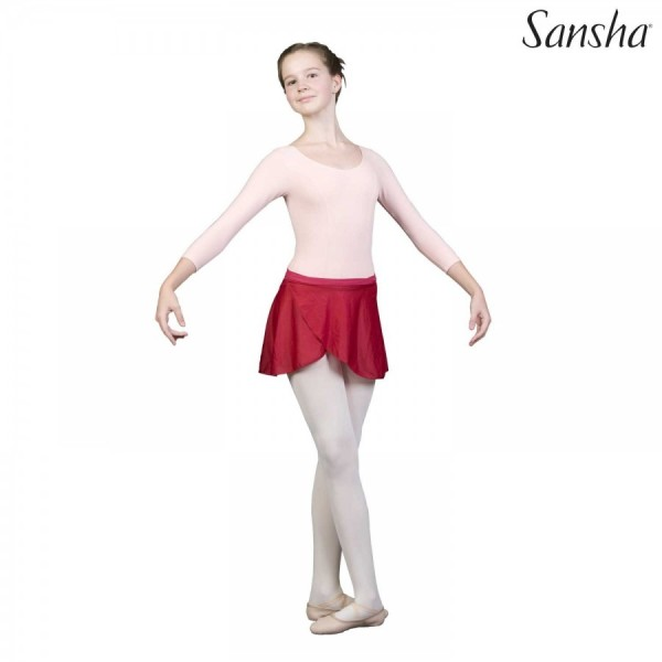 Sansha Ide, zavinovací sukýnka