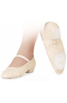Sansha Prima, kožená pedagogická obuv