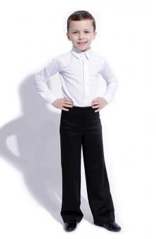 Košile na společenský tanec basic pro kluky