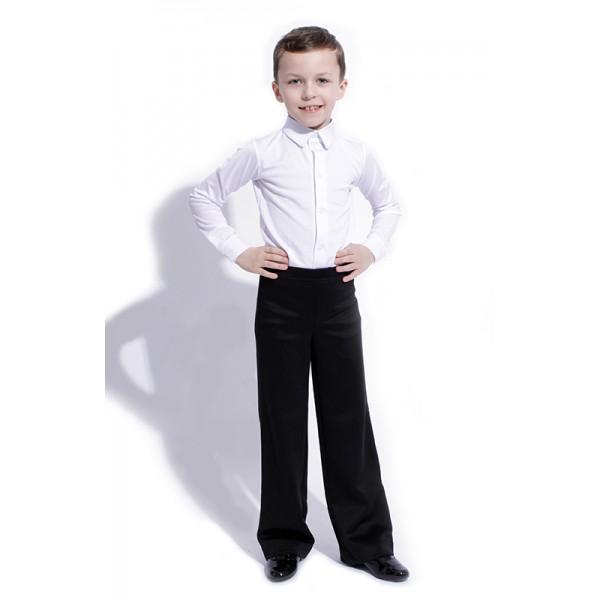 Chlapecké společenské kalhoty standard Basic