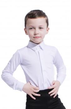Košile, body na společenský tanec basic pro kluky