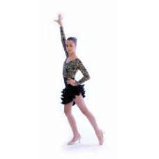 Dětská sukně na latino 207