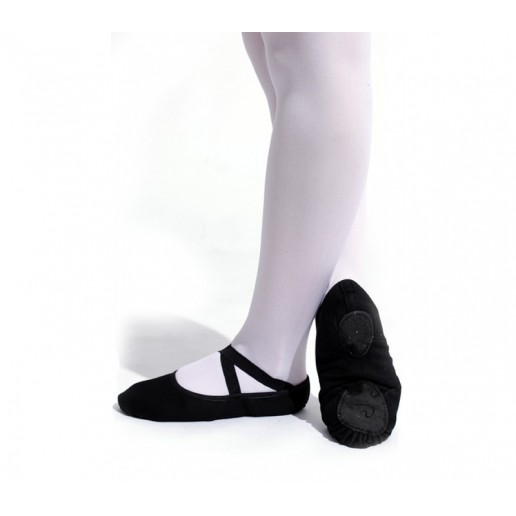 Dansez Vous Vanie L, elastické baletní cvičky pro muže