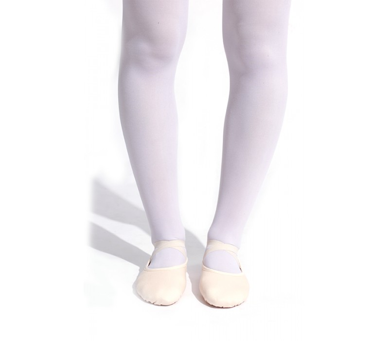 Dansez Vous Vanie L, elastické baletní cvičky - Lososová Dansez Vous